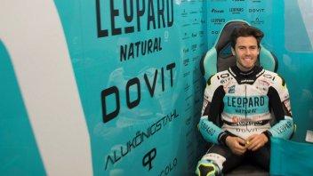 Moto3: Leopard: tridente d'assalto al Mugello con Manuel Pagliani