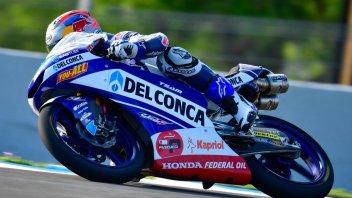 Moto3: FP3: Il team Gresini fa il vuoto con Martin e Di Giannantonio