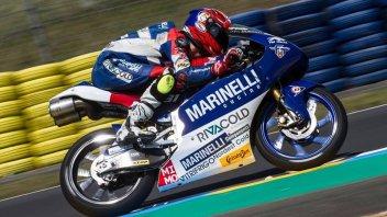 Moto3: CEV: Viu ed il team Snipers conquistano Le Mans