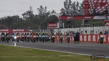 MotoGP: Ride through per chi cambia gomme prima del via