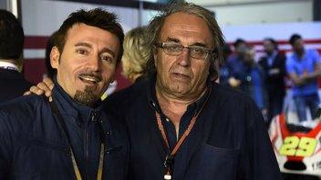 MotoGP: Pernat: Loris Reggiani e l'odio per Max Biaggi