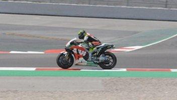 MotoGP: Test sotto il segno Honda: 1° Crutchlow, 2° Marquez