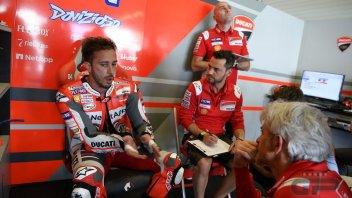 MotoGP: Dovizioso e Ducati: è muro contro muro