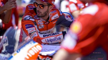 MotoGP: Dovizioso: Ducati and are closer now