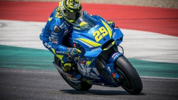MotoGP: Aprilia and Suzuki at Mugello: Iannone fastest