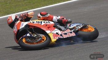 MotoGP: Le pieghe impossibili di Marc Marquez