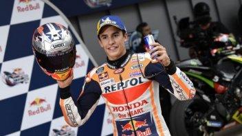 MotoGP: Jerez: i bookmaker non hanno dubbi, Marquez strafavorito