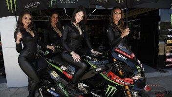 MotoGP: Monster guarda a Suzuki con Lorenzo in sella
