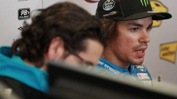 "MotoGP: Morbidelli: ""Yamaha o Suzuki? Cascherò comunque bene"""