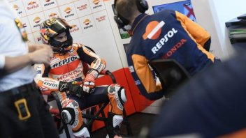 "MotoGP: Pedrosa: ""Honda more balanced with the new fairing"""
