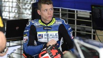 MotoGP: Lesioni muscolari per Rabat, ma vuole correre al Mugello