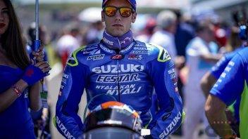 MotoGP: Alex Rins e Suzuki insieme fino al 2020
