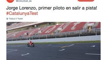 MotoGP: Sole a Barcellona: tutti in pista per i test