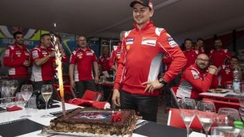 MotoGP: Lorenzo celebrates his first 31 years in Jerez