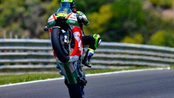 MotoGP: Crutchlow si prende la pole a Jerez