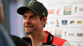 "MotoGP: Crutchlow: ""In pole position with a risky strategy"""