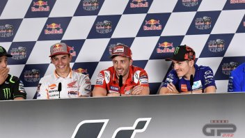 MotoGP: Dovizioso: renewal with Ducati? I'll always land on my feet