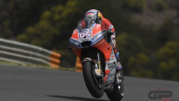 MotoGP: Dovizioso: The gap behind the Hondas is too big