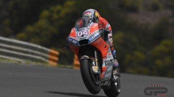 MotoGP: Dovizioso: troppo grande il gap dalle Honda