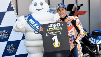 MotoGP: Michelin: a Jerez un grande passo in avanti
