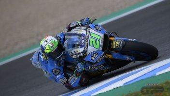MotoGP: Morbidelli: finalmente sono sulla strada giusta