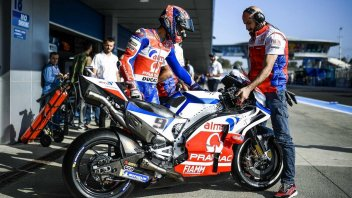 MotoGP: Petrucci: It takes guts to swim against the current