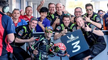 """MotoGP: Zarco: """"With the Yamaha I found a new limit"""""""