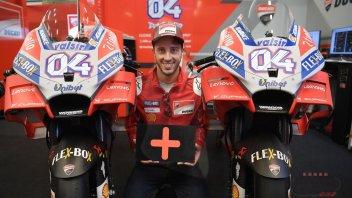 MotoGP: Dovizioso a forza 8: resto in Ducati per vincere