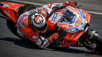 MotoGP: Lorenzo: Dovi thinks I'm out of Ducati? I don't know who he is talking to