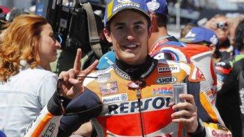 "MotoGP: Marquez: ""Zarco? I hope he feels the pressure"""
