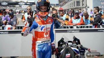 """MotoGP: Petrucci: """"Ho trovato quell'1% che mancava alla Ducati"""""""