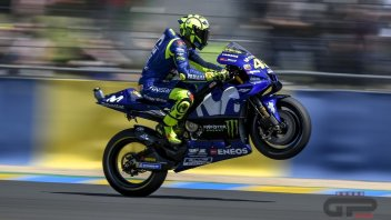 MotoGP: Rossi: I'm fast, but it is all credit to Le Mans