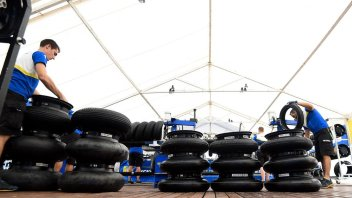 MotoGP: Michelin aggiunge una gomma anteriore al Mugello