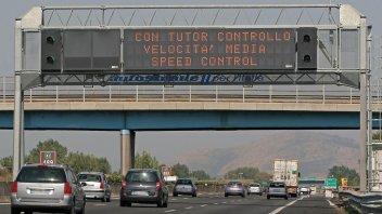 News Prodotto: Tutor: sulle Autostrade... si spegne