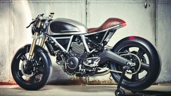 "News Prodotto: Scrambler Ducati sarà presente al ""Bike Shed London 2018"""