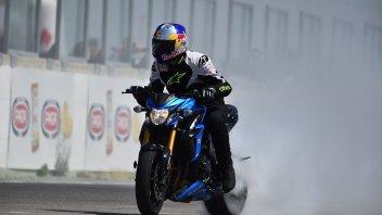 News Prodotto: Il Suzuki DemoRide Tour invade la 32° edizione del Biker Fest