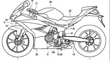 News Prodotto: GSX-R 300: in arrivo l'arma Suzuki per la SSP300