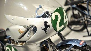 News Prodotto: Museo Ducati: in mostra tre moto di Mike Hailwood
