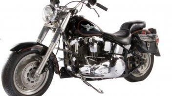 News Prodotto: All'asta l'Harley Davidson ex Schwarzenegger
