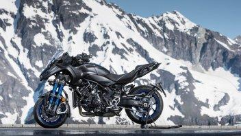News Prodotto: Yamaha: Niken debutta sul mercato