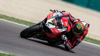 """SBK: Davies: """"I missed out on the win due to two mistakes"""""""