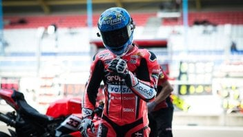 SBK: Melandri: we can be protagonists at Imola