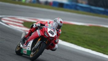 SBK: Camier still in doubt for Imola, O'Halloran on stand-by