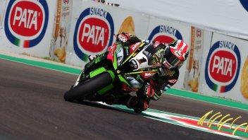 SBK: FP1, Imola: Rea brucia le Ducati di Davies e Melandri