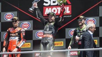 """SBK: Rea makes history at Imola: """"I won with aggression"""""""