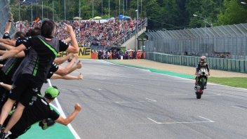 "SBK: Rea: ""Fogarty's record? I'm only interested in being the best"""