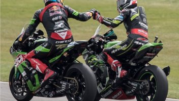 SBK: Rea pays tribute to Instagram at Razgatlioglu