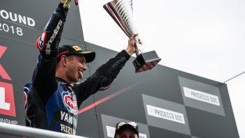 "SBK: van der Mark: ""I'm surprised, now people are talking about me"""