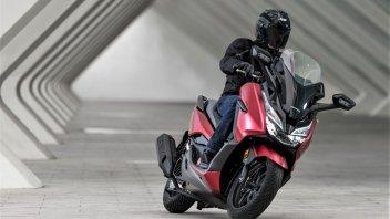 Scooter: Honda Forza 125 my18: ricetta vincente
