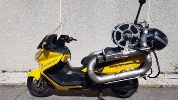 Scooter: Estate di fuoco? Ci pensa il Suzuki Burgman 650